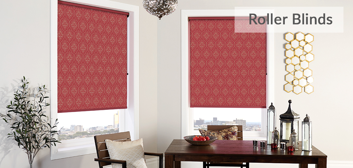 Roller Blinds Glasgow | Roller Window Blinds Scotland