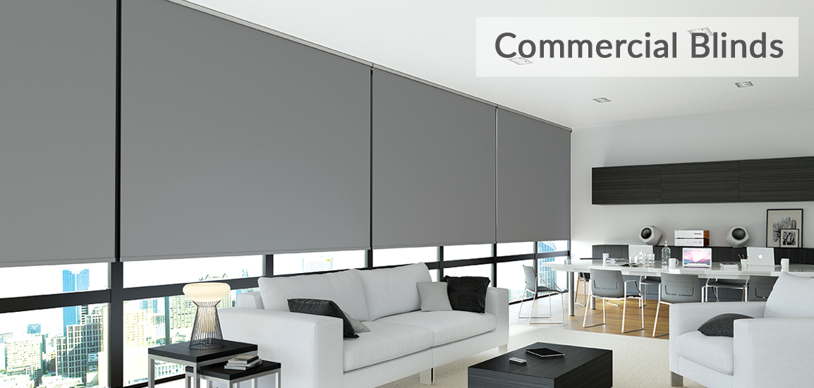Commercial Glasgow | Commercial Window Blinds Scotland